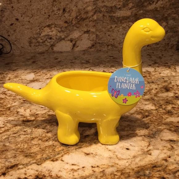 Target Other Dinosaur Planter Poshmark